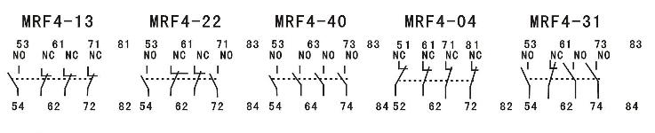 mrf系列辅助触头组