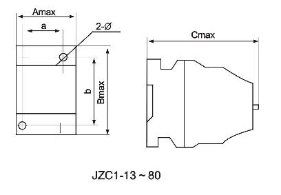 jzc1系列接触器式继电器