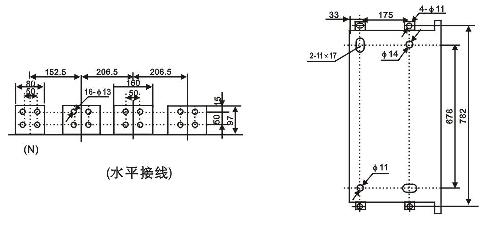 mrw1系列智能型万能式断路器